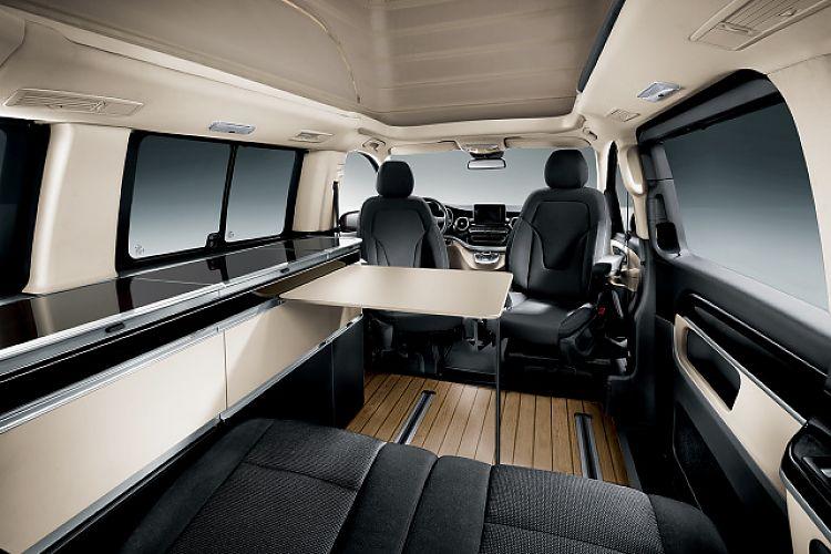 mercedes benz marco polo westfalia mobil gmbh. Black Bedroom Furniture Sets. Home Design Ideas
