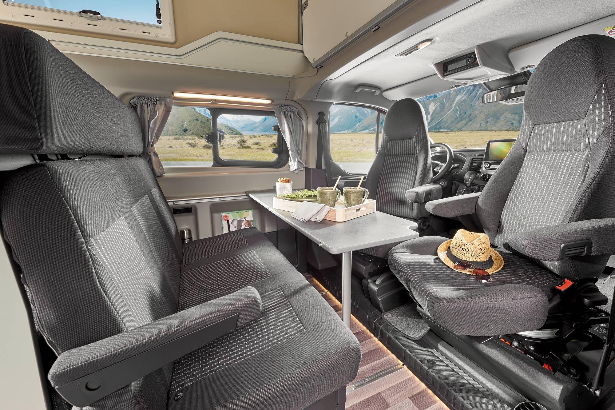 The Nugget Plus Highroof Westfalia Mobil Gmbh